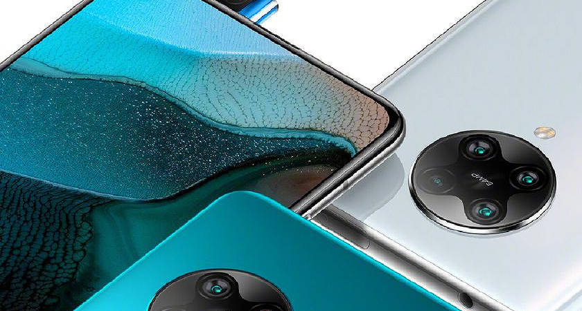 Названа цена на флагманские смартфоны Redmi K30 Pro