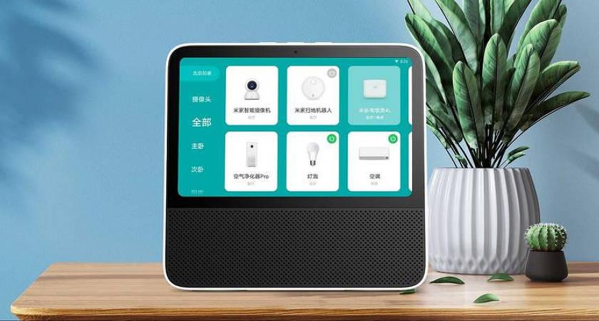 27 марта в продажу поступает смарт-колонка Redmi XiaoAI Touch Screen