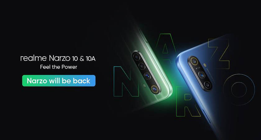 Realme решили отменить презентацию Narzo 10 и Narzo 10A по понятной причине