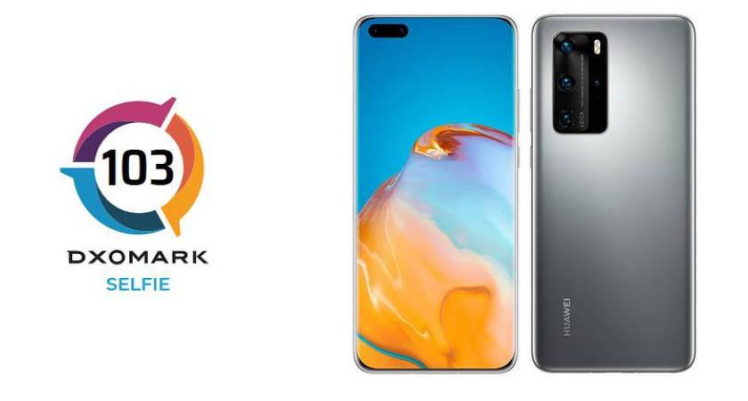 Huawei P40 Pro — оценили эксперты ресурса DxOMark