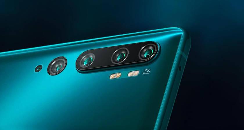 Mi CC10 Pro может получить камеру на 144 мегапикселей