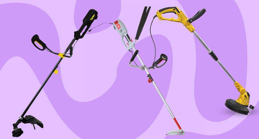 Что стоит учитывать при выборе триммера для травы?