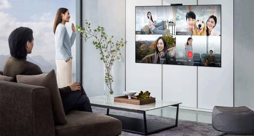 Vision Smart TV X65 – новый 4К-телевизор компании Huawei