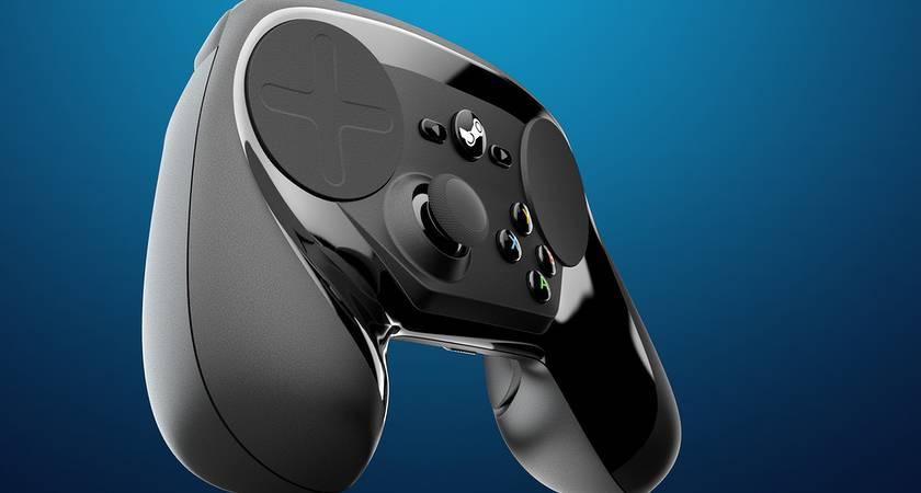 Valve выпустит Steam Controller с кастомизацией