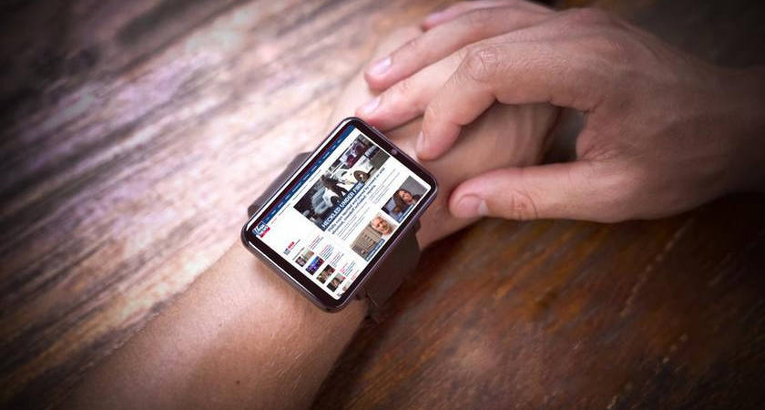 Aolon D100 – новый наручный Android-смартфон?