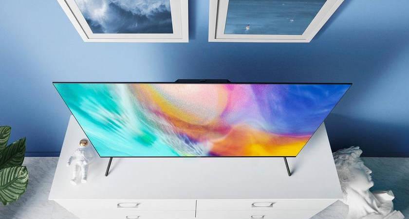 Vision Smart TV X65 – новый телевизор от Huawei