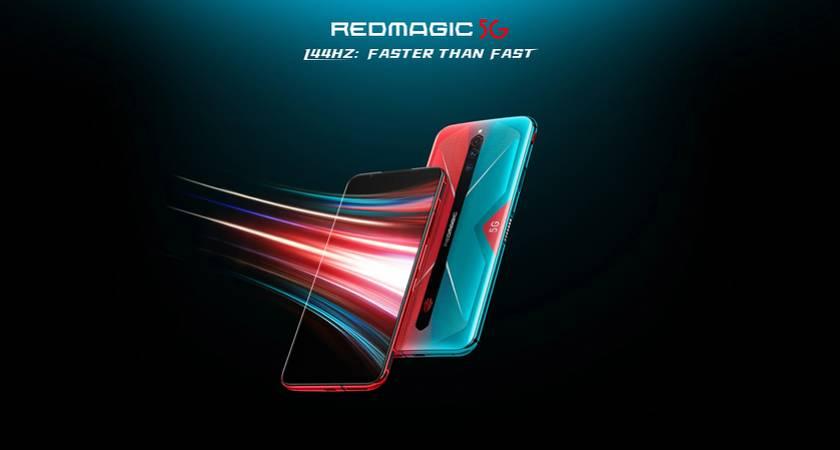 Nubia Red Magic 5G – новый игровой смартфон со Snapdragon 865