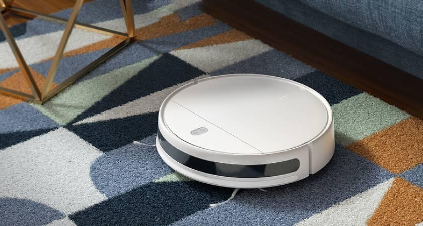 MiJia Sweeping Robot G1 – новый робот-пылесос от Xiaomi за $141