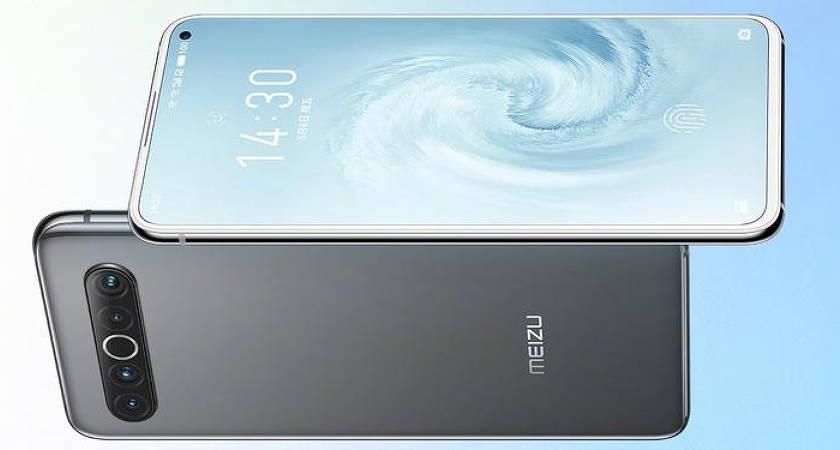 Новый смартфон Meizu 17 получит квадрокамеру с сенсором Sony IMX686