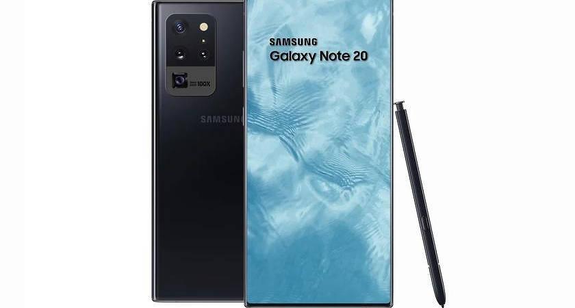 Galaxy Note 20 может получить новый чип Exynos 992 от Samsung