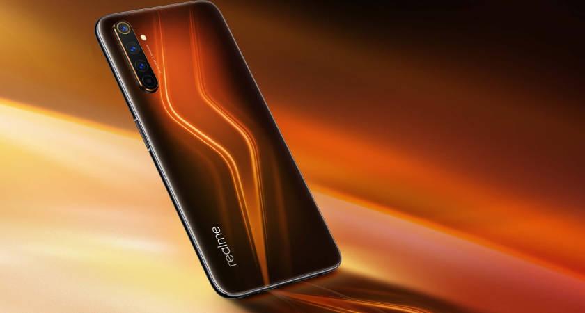 Realme 6 получит новый патч безопасности и функцию Ultra Steady