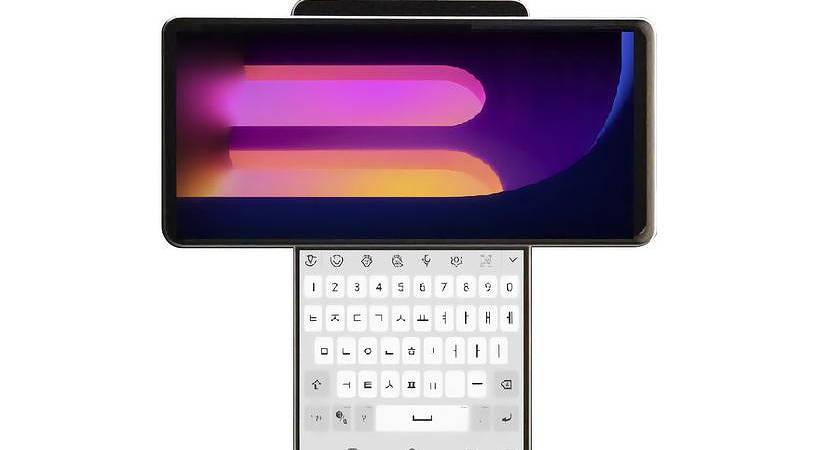 Компания LG работает над новым смартфоном с Т-образным экраном