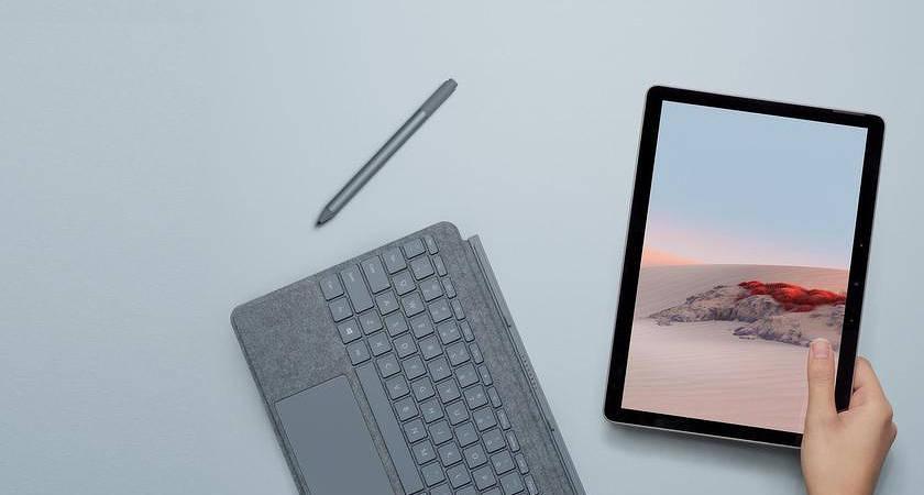 Специалисты iFixit оценили ремонтопригодность Surface Go 2 от Microsoft