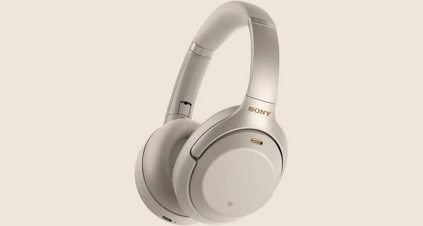 Sony собирается выпустить новые наушники WH-1000XM4 с поддержкой Smart Talking