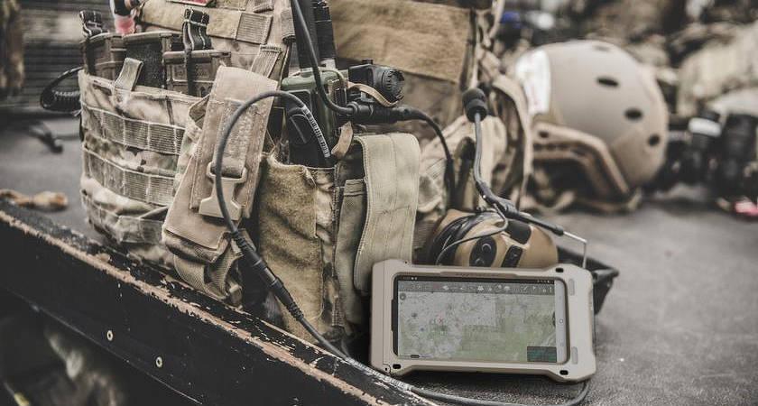 Samsung выпустили «сильнозащищенный» смартфон для военных пользователей