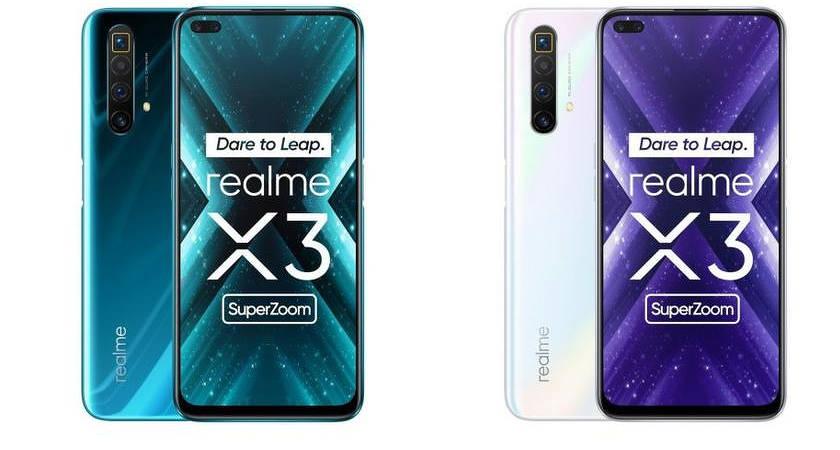 Известна цена смартфона Realme X3 SuperZoom с премиальным чипом и экраном