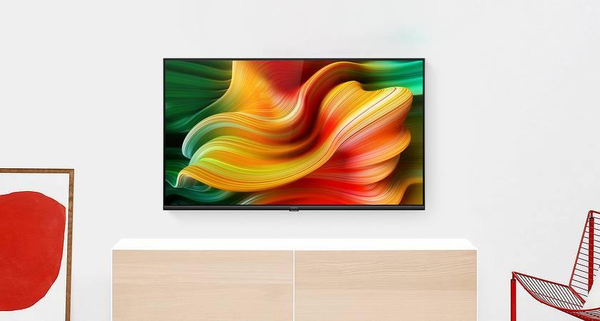 Realme TV – новая линейка смарт-телевизоров с доступной стоимостью