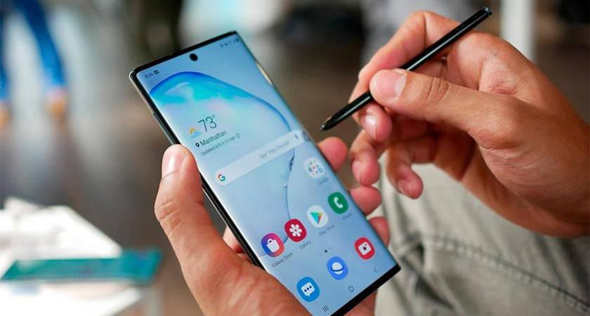 Появились новые подробности о Samsung Galaxy Note 20