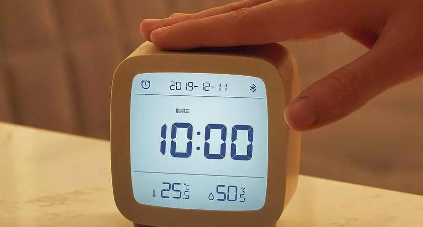 ClearGrass CGD1 – новый умный будильник от Xiaomi