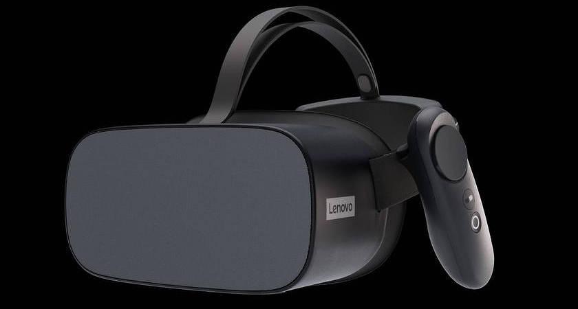 Lenovo Mirage VR S3 – новые очки виртуальной реальности на Snapdragon 835