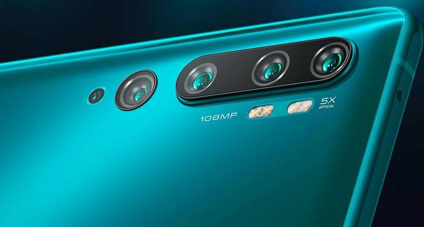 Xiaomi уже трудится над камерой для Mi CC10