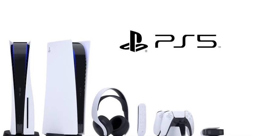 Первый показ дизайна Playstation 5!