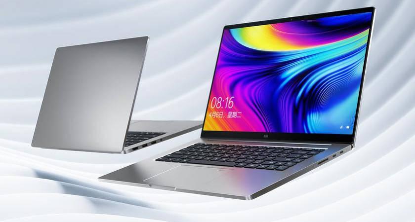 Xiaomi Mi Notebook Pro 15 – новый ноутбук на Intel Core 10-го поколения