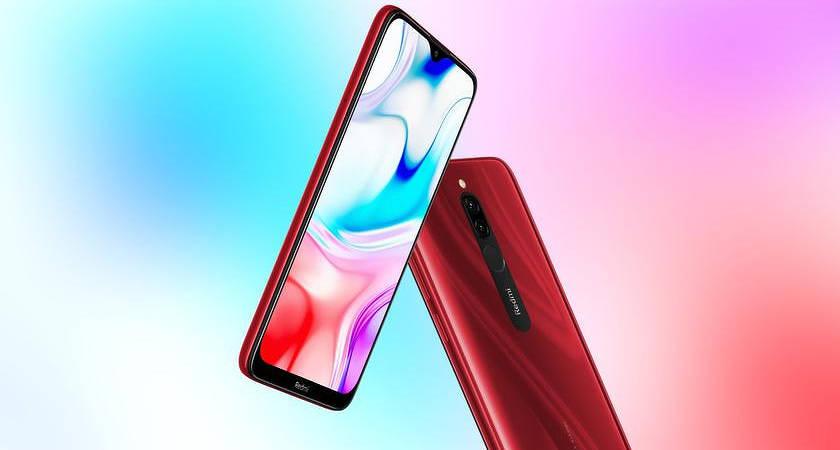 Xiaomi подвели итоги продаж смартфона Redmi 8