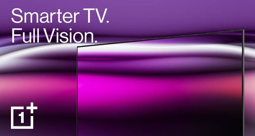 OnePlus TV – новая линейка смарт-телевизоров с ультратонкими рамками