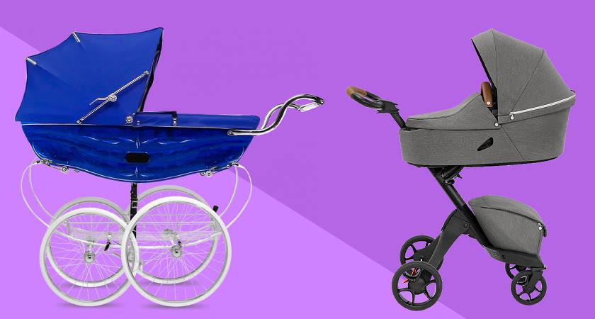 Лучшие коляски для новорожденных 2020 года