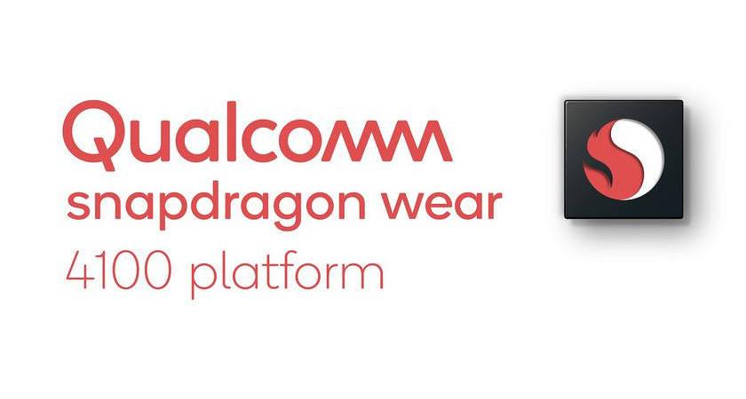 Snapdragon Wear 4100 – новый процессор для смарт-часов на базе Wear OS