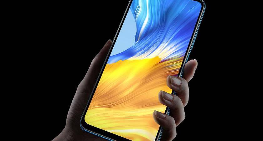 Honor X10 Max 5G – новый бюджетник с 7-дюймовым экраном
