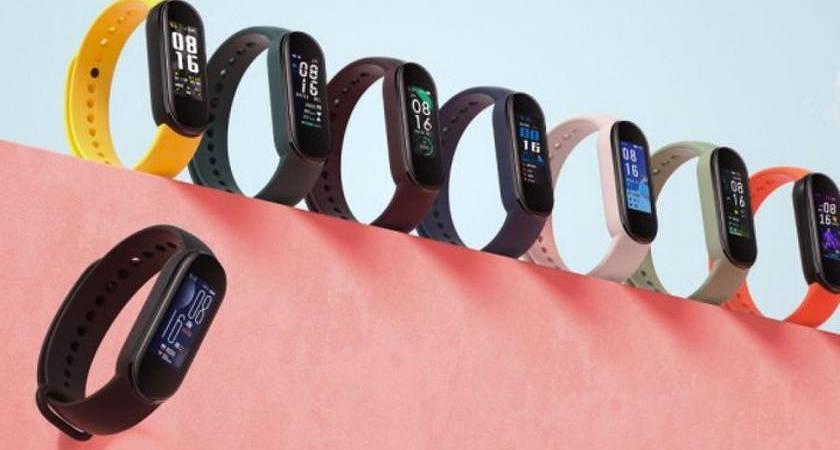 Xiaomi Mi Band 5 появился в продаже на территории Европы без модуля NFC