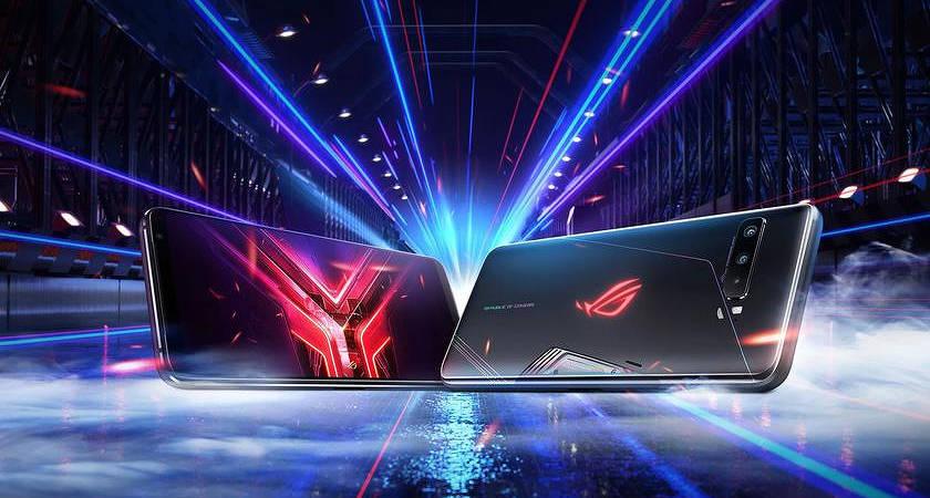 ASUS ROG Phone 3: вслед за Lenovo Legion, но за 1000 евро