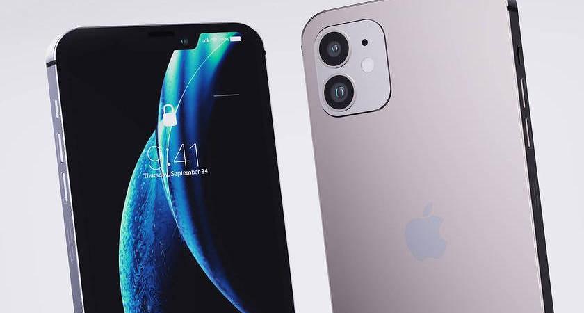 iPhone 12 появился на живых снимках с 5,4-дюймовым экраном