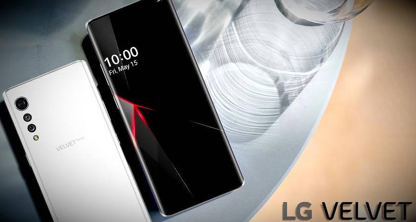 В Европе стартовали продажи LG Velvet с чипом Snapdragon 845