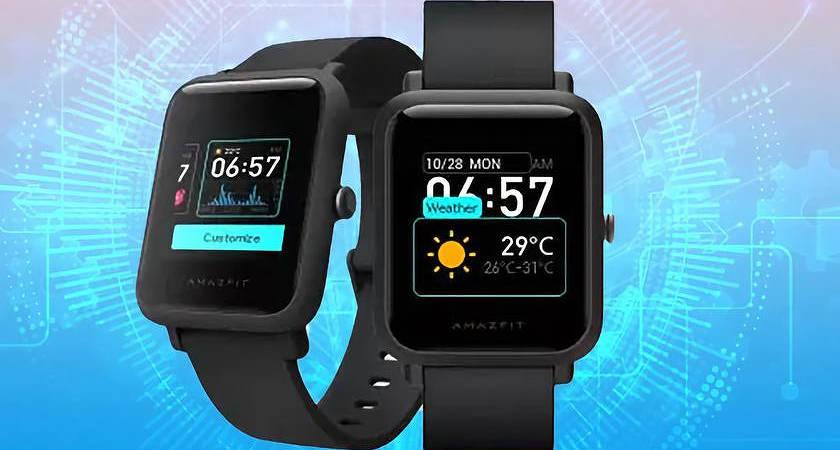 Amazfit Bip S Lite – новые смарт-часы за 50 долларов