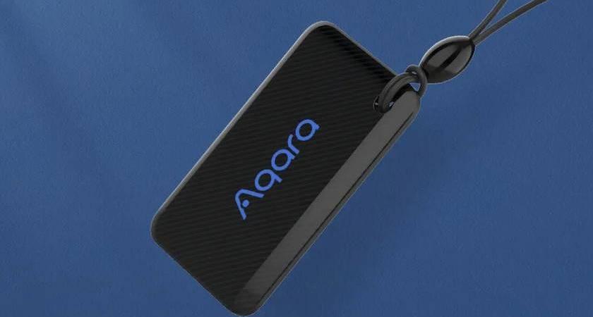 Xiaomi представили NFC-карту Aqara для своих умных замков