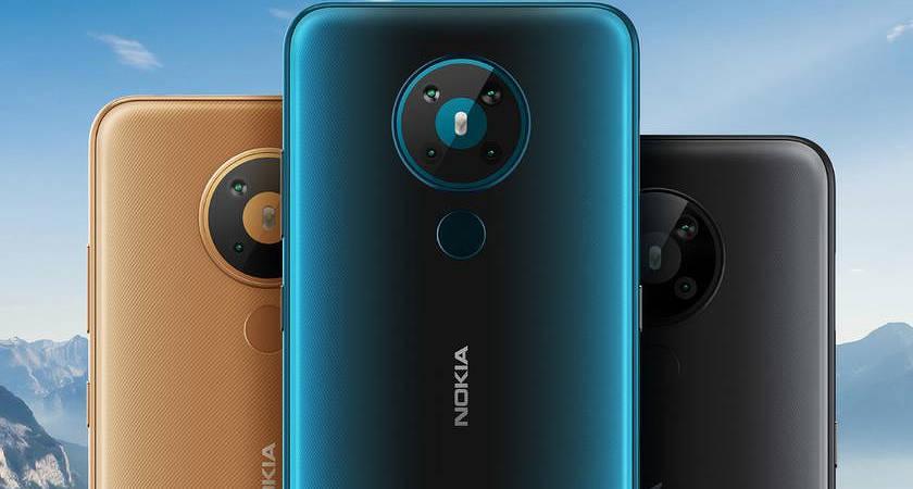 Nokia 7.3 представят на выставке IFA 2020