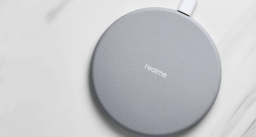 Realme показали новую беспроводную зарядку с мощностью в 10 ВТ