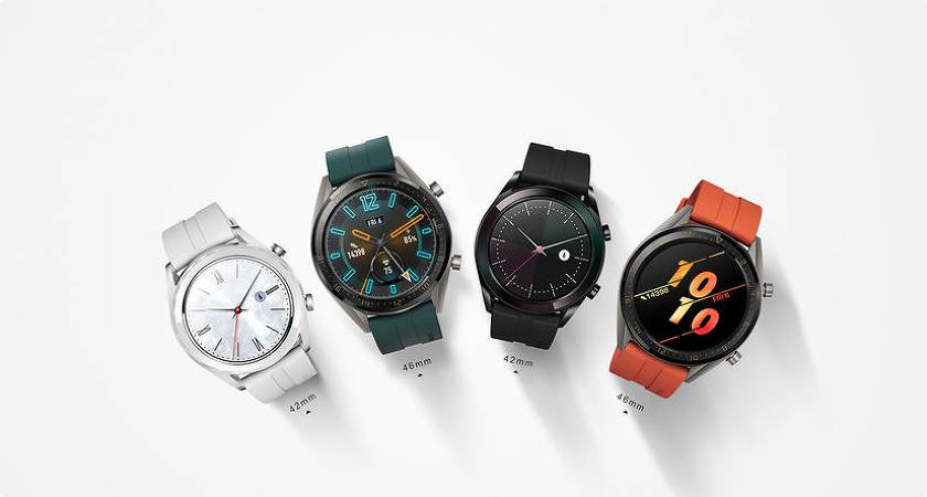 Huawei собирается представить смарт-часы Watch GT2 Pro