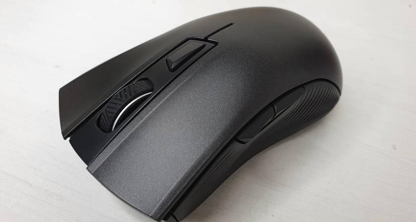 Обзор беспроводной мыши ASUS ROG Strix Carry