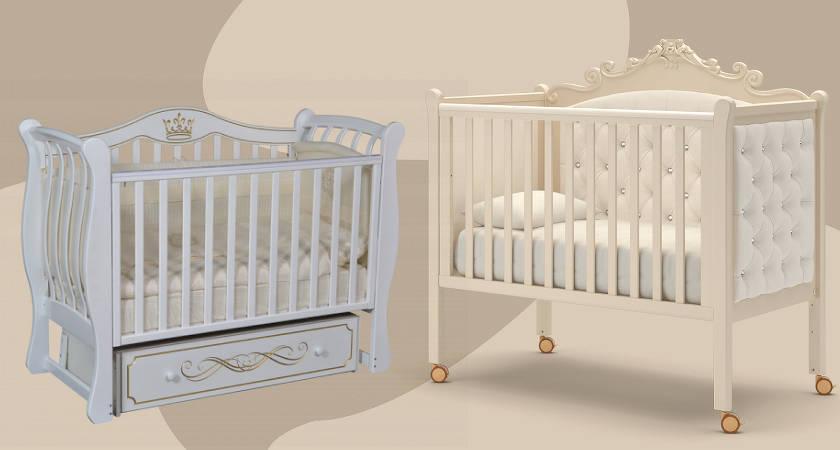 Лучшие детские кроватки  2020 года