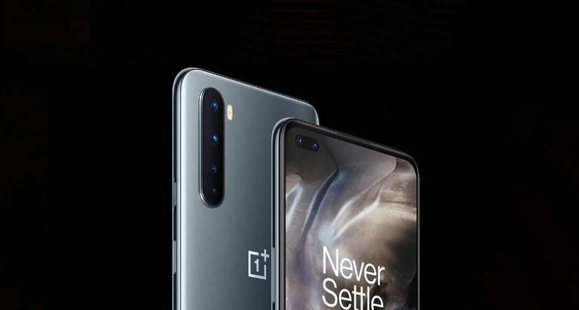 OnePlus Nord выпустили с новой серой расцветкой?