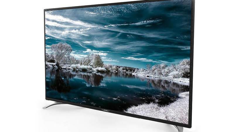 Sharp планирует представить смарт-телевизор с поддержкой 8К