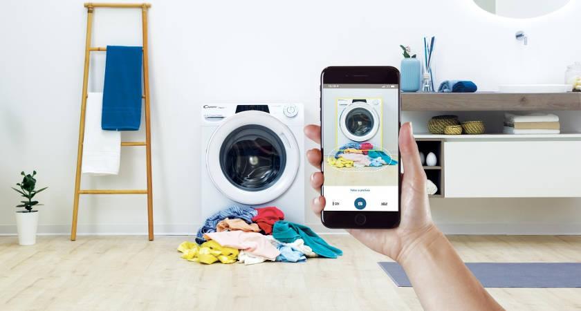 CANDY сообщили о старте продаж инновационных стиральных машин RAPID'O