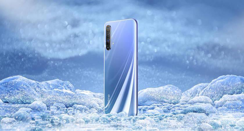 Realme X7 покажут уже 1 сентября