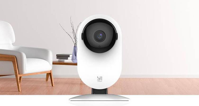 YI Home Camera 1080P AI – новая IP-камера всего за 25 долларов