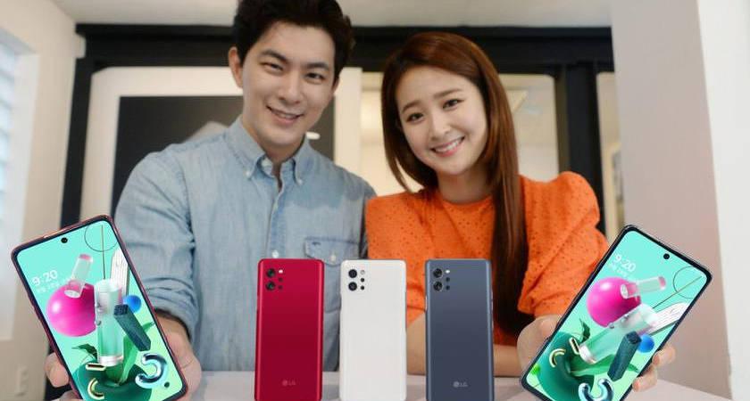 LG Q92 – новый, более доступный смартфон на Snapdragon 765G