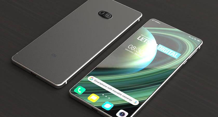 Xiaomi работает над новым смартфоном с подвижной камерой?